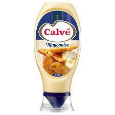 Calve Mayonaise Topdown Full Cream