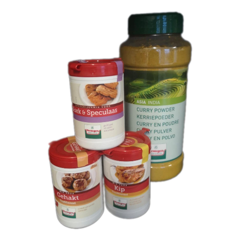 Hollandia   Spices