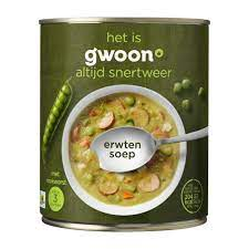 g'woon Soup – Pea