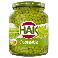 Hollandia | Vegetables | Hak Peas Extra Fine