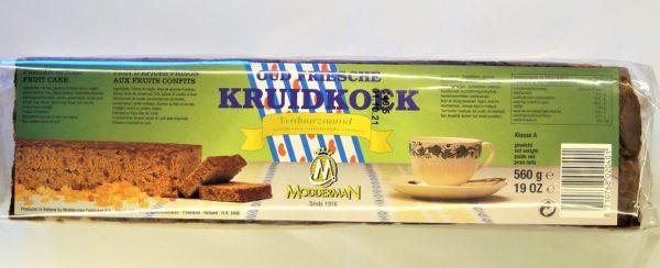 Modderman Oud Friesche Kruidkoek