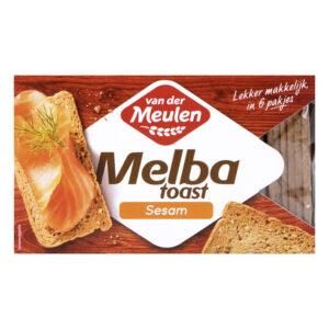 V/d Meulen Melbatoast Sesame